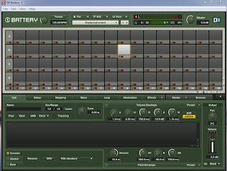 Membuat Sound Sampling Modul Extermal Untuk Keyboard