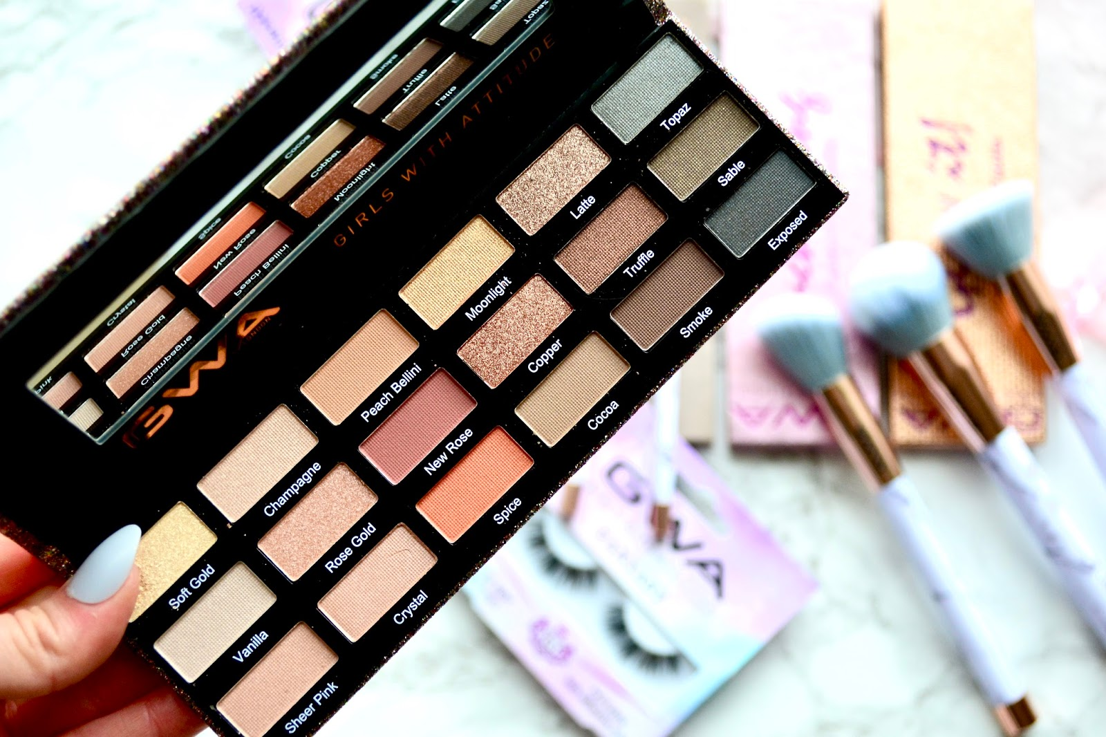 Girls With Attitude 'The Ultimate Goddess Palette'