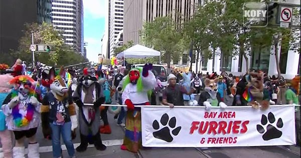 Lesbian Furry Porn