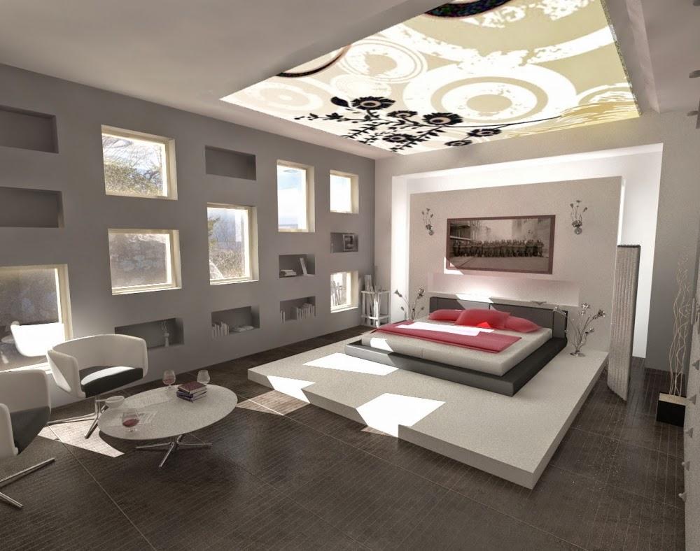 Stylish Pop False Ceiling Designs For Bedroom 2017