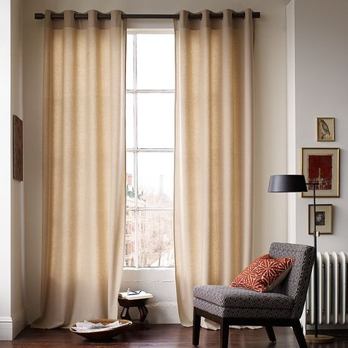 Modern Furniture: 2014 New Modern Living Room Curtain ...