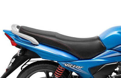 TVS Victor Seat Hd Picture