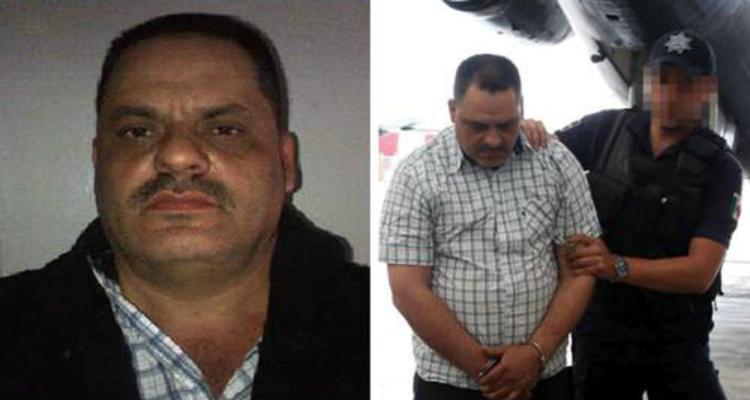 """Dan 10 años de prisión al suegro del """"Chapo"""" Guzmán"""