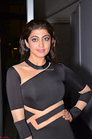 Pranitha Subhash in a skin tight backless brown gown at 64th Jio Filmfare Awards South ~  Exclusive 061.JPG