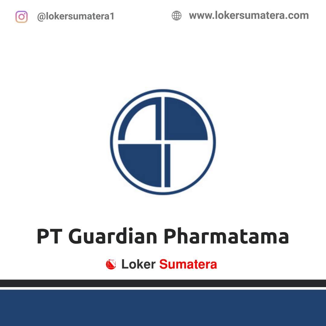 Lowongan Kerja Pekanbaru: PT Guardian Pharmatama Agustus 2020