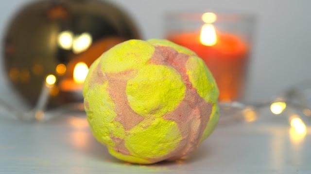 lush jelly marmalade bath bomb
