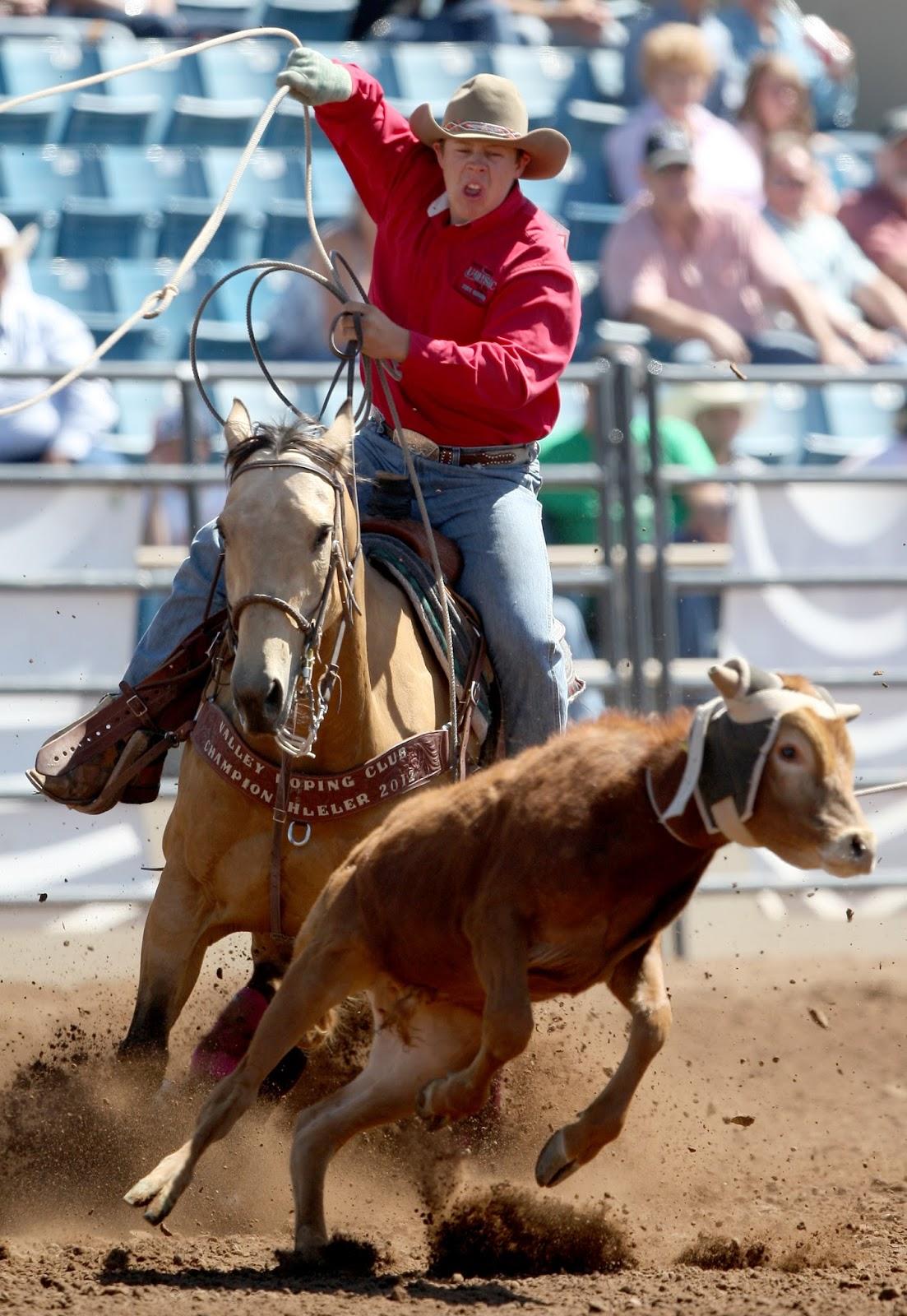 Benjamin Zack Photography High School Rodeo