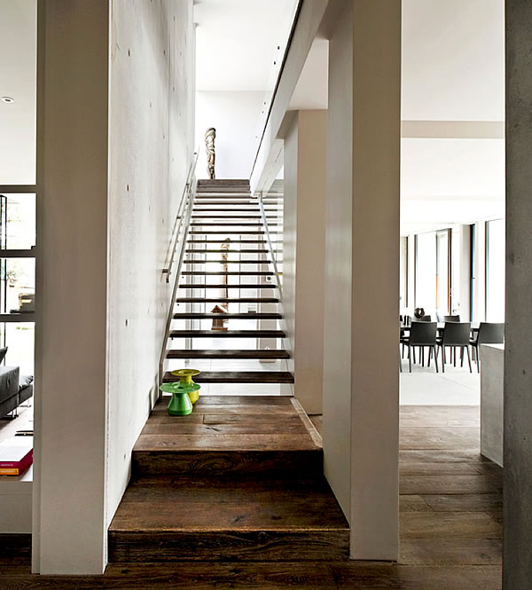 Sorrento House Exposed Concrete In Unadulterated Glory