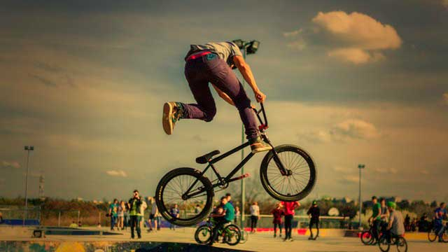 BMX Bisikletler