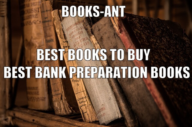 Best Books to Buy for Bank Exams Preparation IBPS SBI
