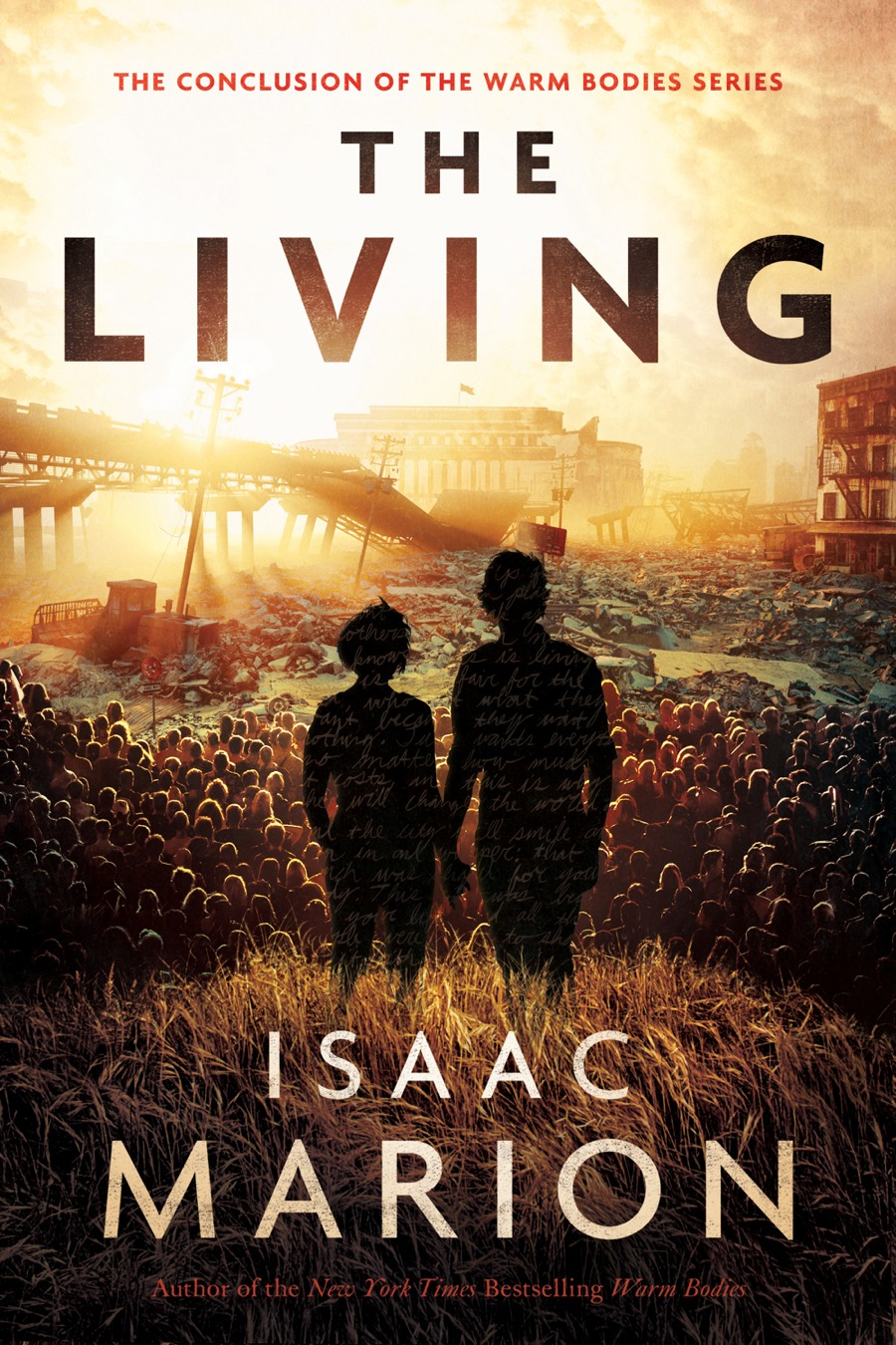 The Living by Isaac Marion