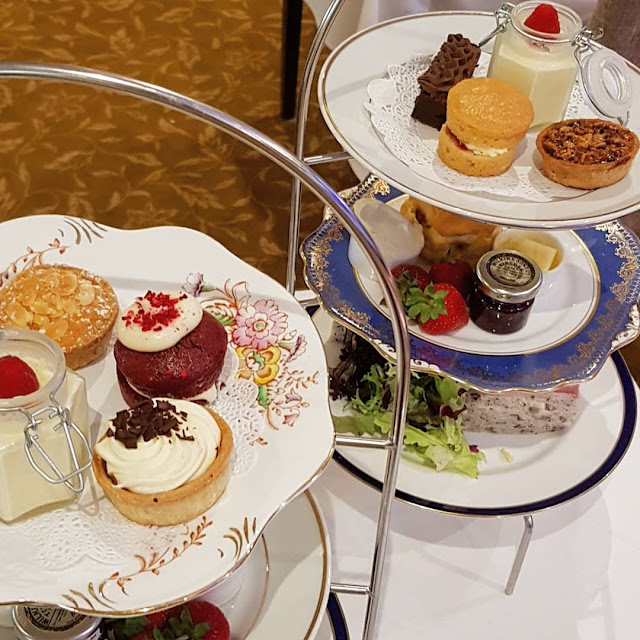 bertie's Elland afternoon tea