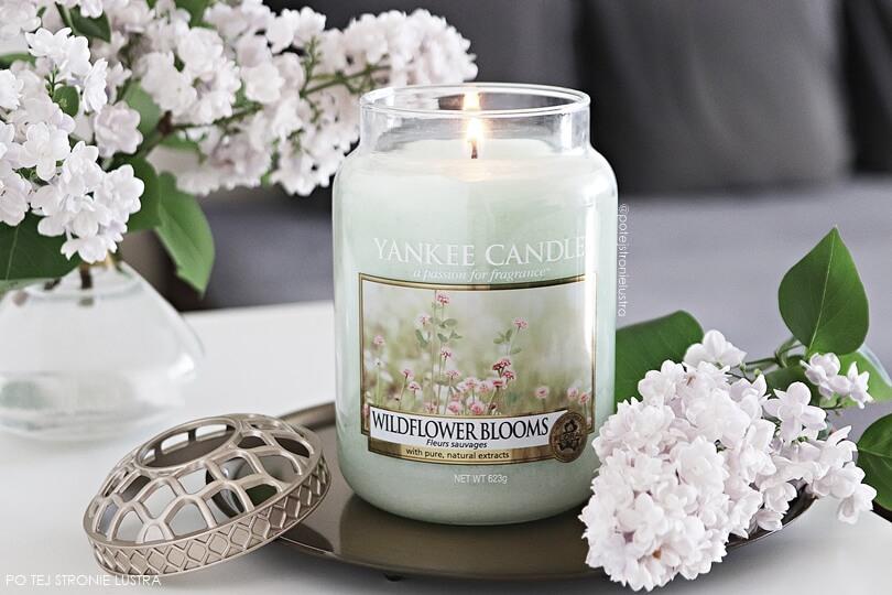 yankee candle zapach limitowany wiosna 2018
