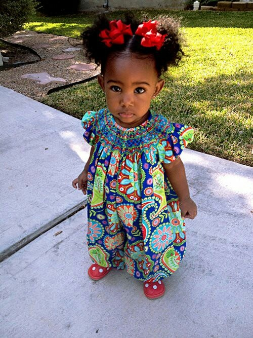 cute ankara styles for baby girl (4)
