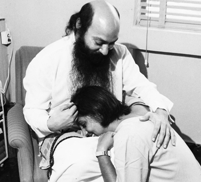 Osho with Sheela