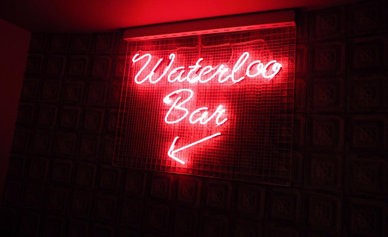 Waterloo Bar