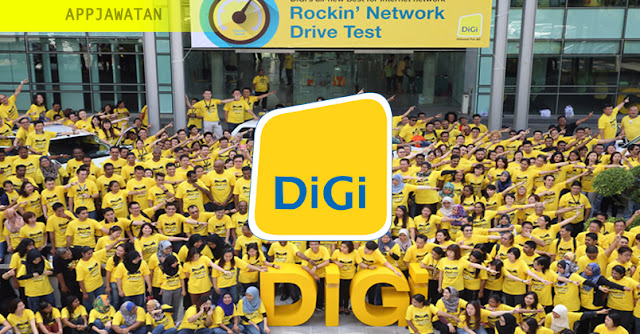MY-DiGi Telecommunication SDN BHD