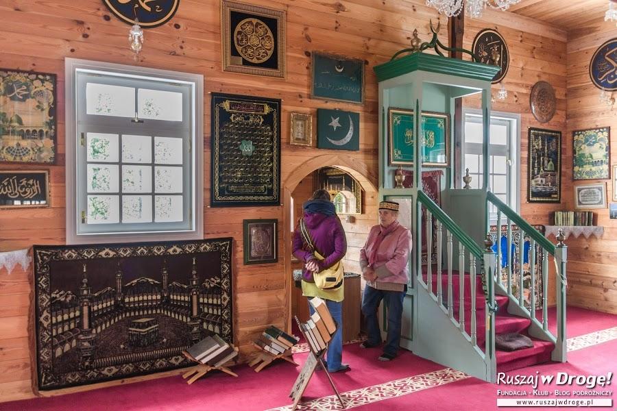 Meczet w Bohonikach