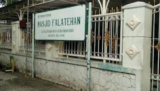 Apa yang Membuat Teroris Berani Menjalankan Aksinya di Masjid