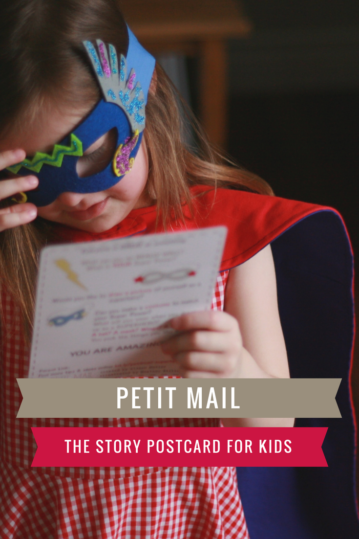 Petit Mail Subscription for kids