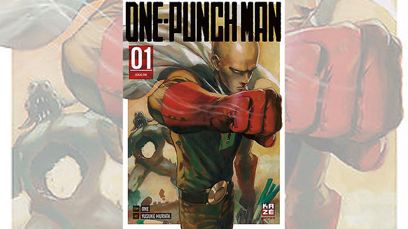 Manga Highlights 2016 One Punch Man