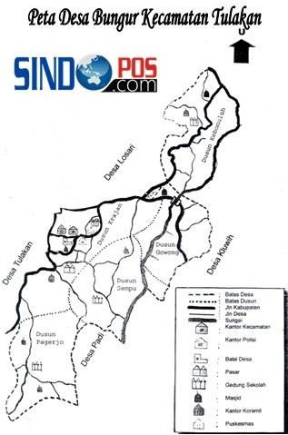 Profil Desa & Kelurahan, Desa Bungur Kecamatan Tulakan Kabupaten Pacitan