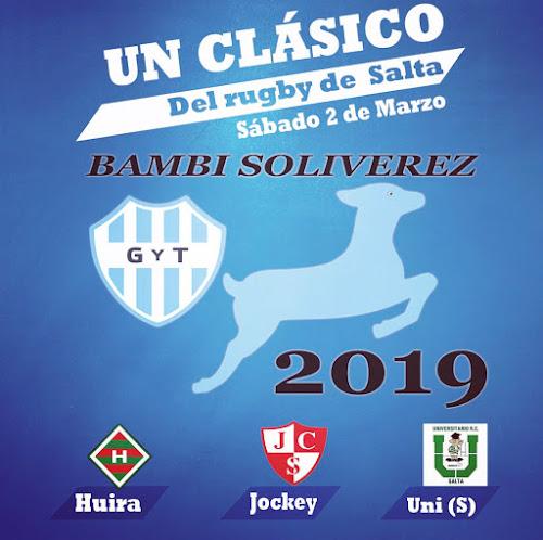 Fixture del Bambi Soliverez 2019