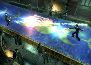 Harry Potter e o Enigma do Príncipe (PS2) 2009