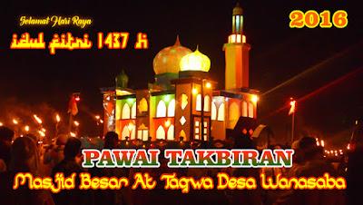 Pawai Takbiran