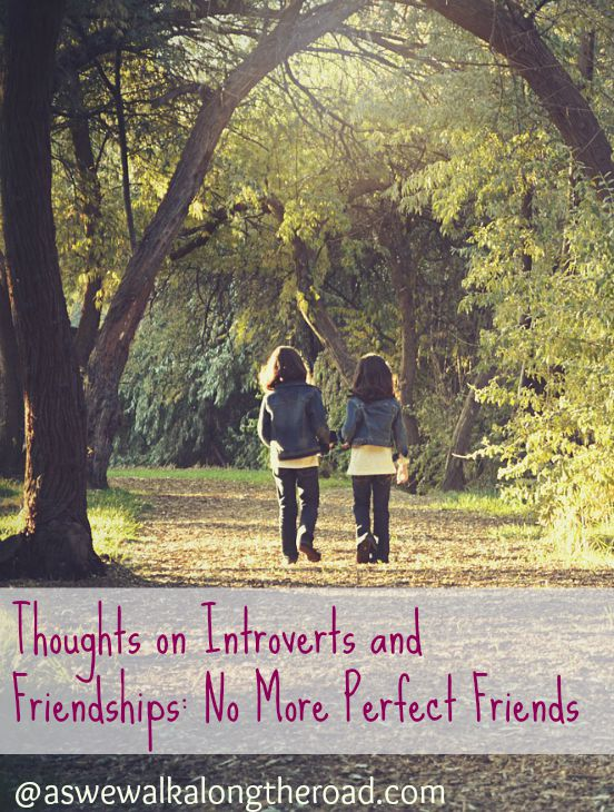 Introverts and friendship