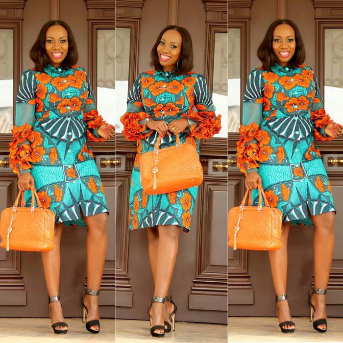 ankara skirts pictures (3)