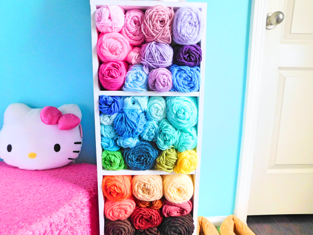 My Yarn Collection