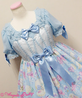 mintyfrills kawaii sweet lolita fashion cute pretty japan harajuku