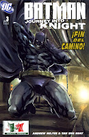 Batman - Journey into knight - Tomo 3