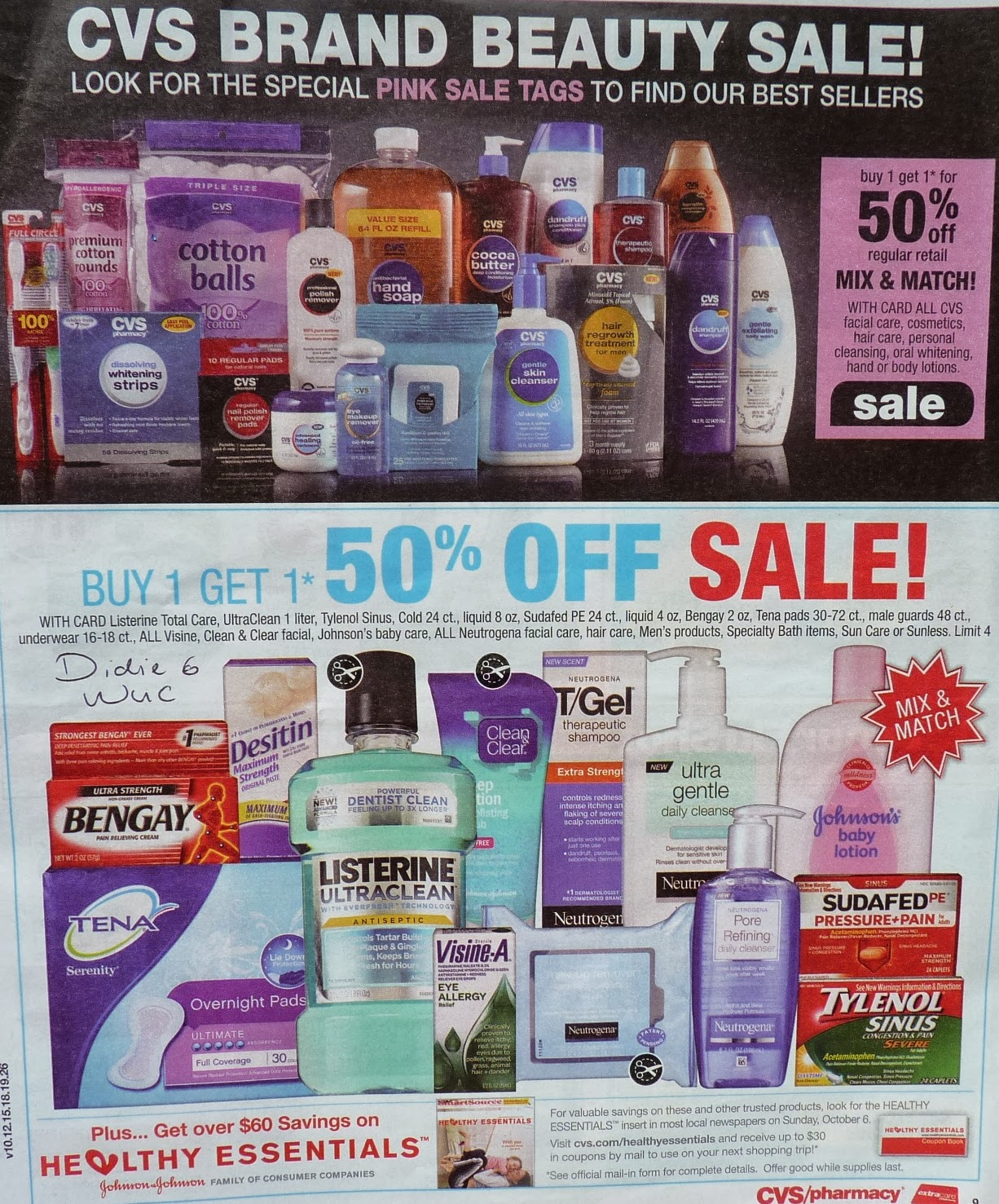 Simply CVS: CVS Ad Scan Preview for the Week of October 6, 2013