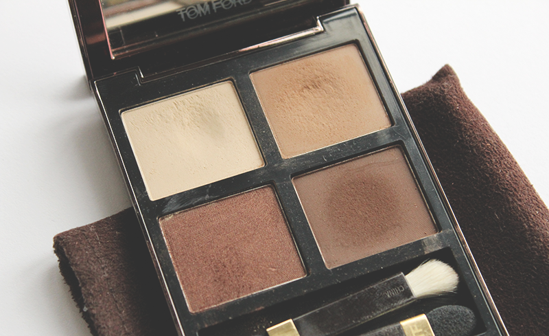 review swatches tom ford eye color quad in 03 cocoa. Black Bedroom Furniture Sets. Home Design Ideas
