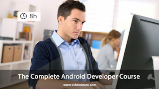 Start Developing Android Apps Course: Beginner to Advanced