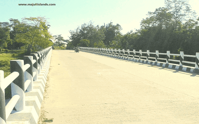 Tuni Bridge Of Majuli Island