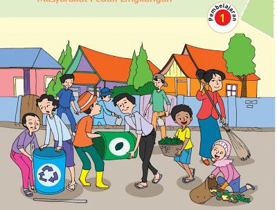 Buku Tematik Terpadu Tema 9 Revisi 2018 Kelas 6 SD/MI Semester 2 Kurikulum 2013 Terbaru