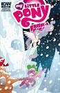 MLP Friends Forever #3 Comic Cover Subscription Variant