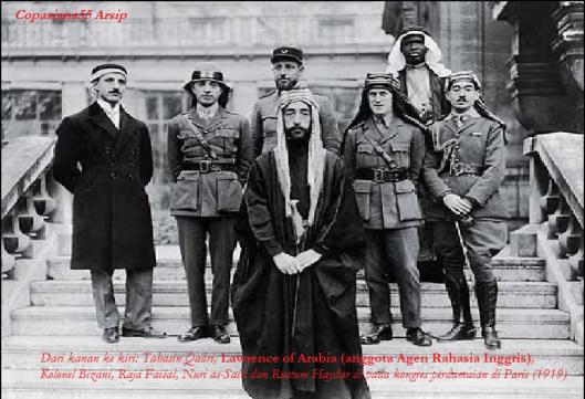 Sejarah Israel Menjajah Palestina