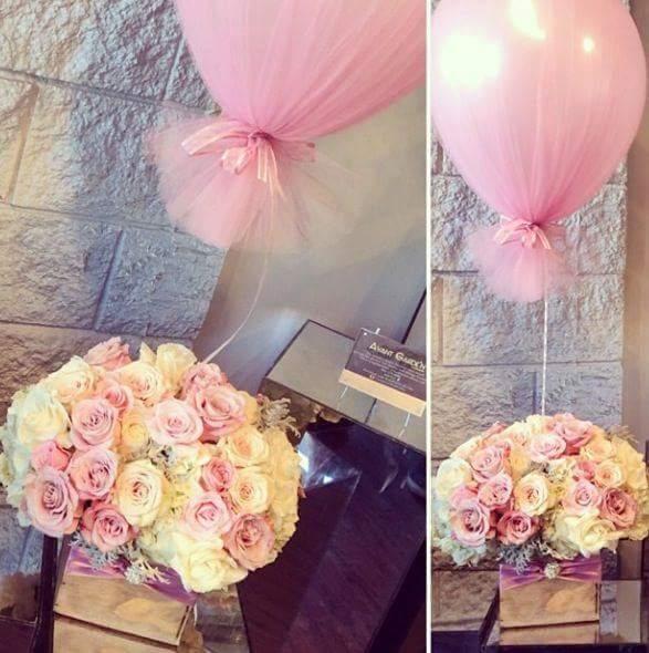 16 ideas de c mo decorar globos para fiestas de cumplea os - Bombas para decorar ...