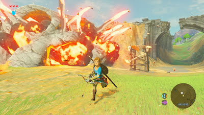 The Legend of Zelda Breath of the Wild, Around-D-Games
