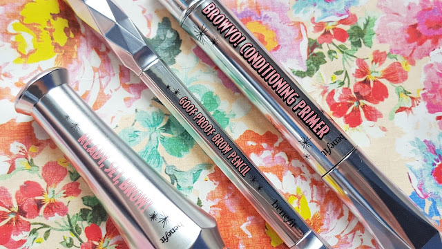 Introducing the NEW Benefit Brow Collection | My First Impressions