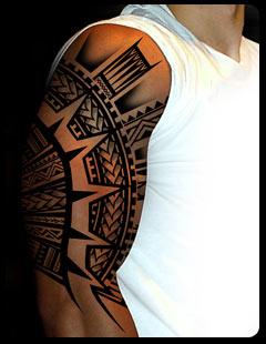 tribale,  idei, tatuaje, samoane