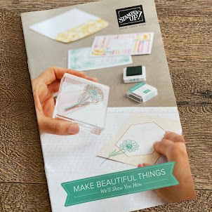 STAMPIN' UP!® BEGINNERS BROCHURE