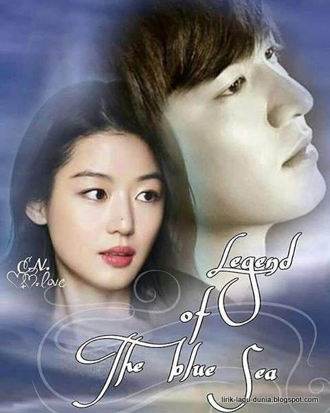 The Legend Of The Blue Sea - Lee Min Ho dan Jun Ji-hyun