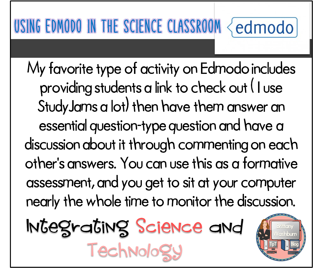 Using Edmodo in Science Class
