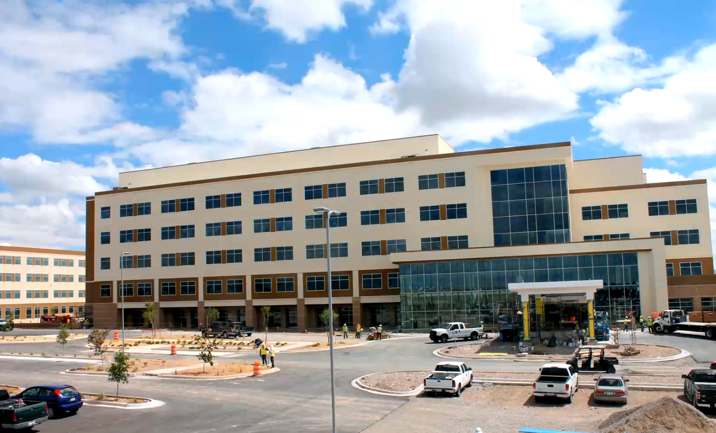 El paso development news new northwest el paso hospital for New homes el paso tx west side