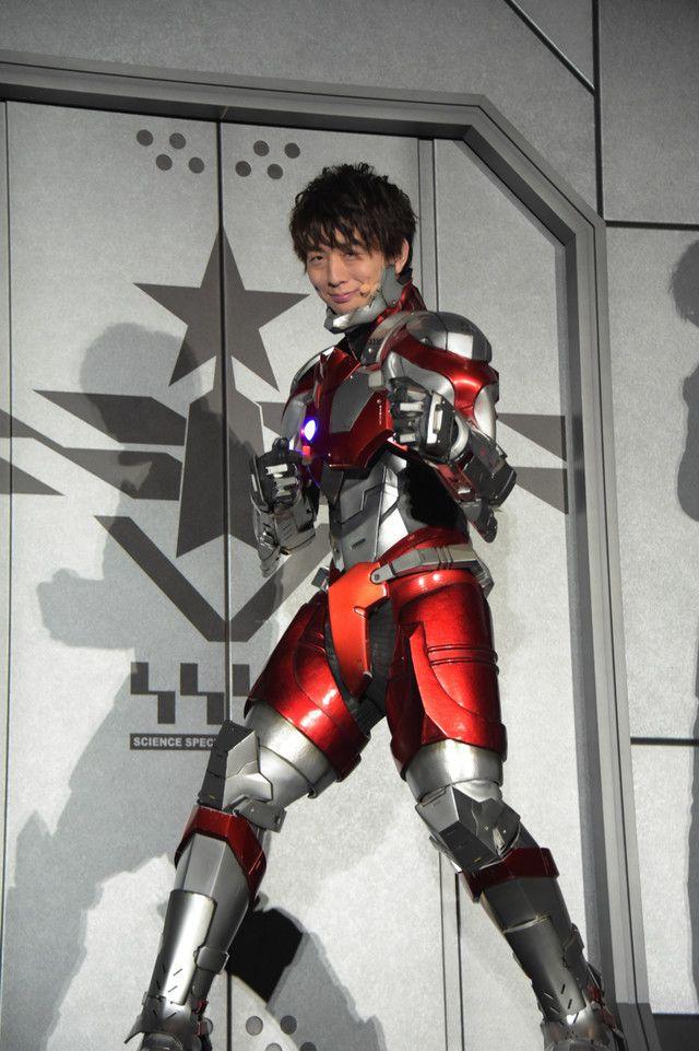 Ryōhei Kimura Kostum Ultraman 2019